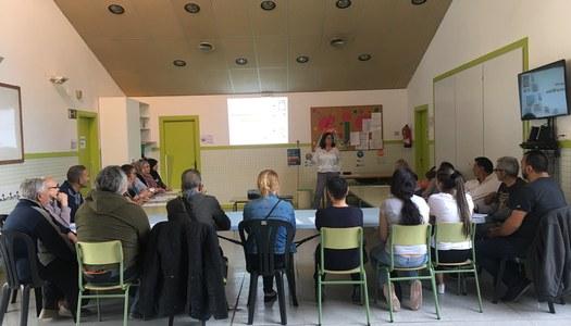 Finalitzen el tallers del programa Llindar per a famílies usuàries dels Serveis Socials del Consell Comarcal de la Noguera