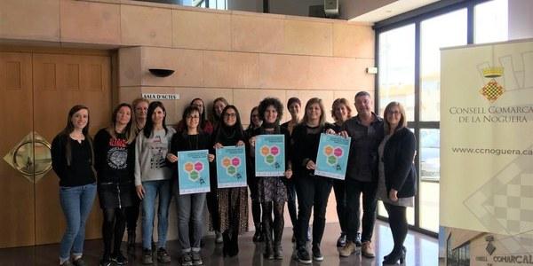 II Jornada de Serveis Socials Bàsics de les Terres de Lleida a la Noguera