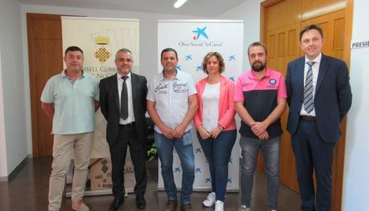 """L'Obra Social """"la Caixa"""" i el Consell Comarcal de la Noguera renoven el conveni de col·laboració"""