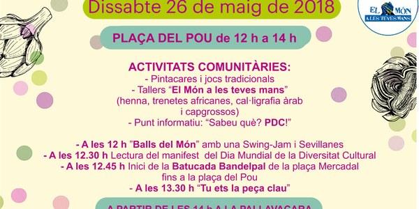 La Taula d'Entitats de Balaguer del PDC de la Noguera organitza el 4t Dinar Comunitari