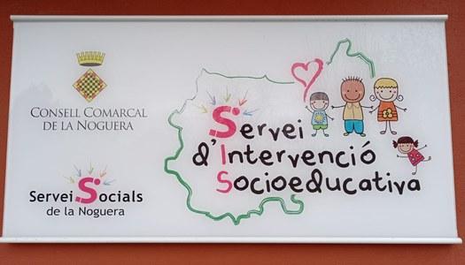 Obertura del Servei Intervenció Socioeducativa a Montgai