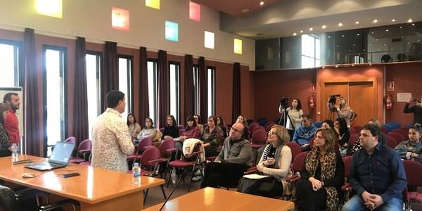 Presentació del Servei de Dinamitzadors/es Cívics/ques per a l'Emancipació Juvenil del Consell Comarcal de la Noguera