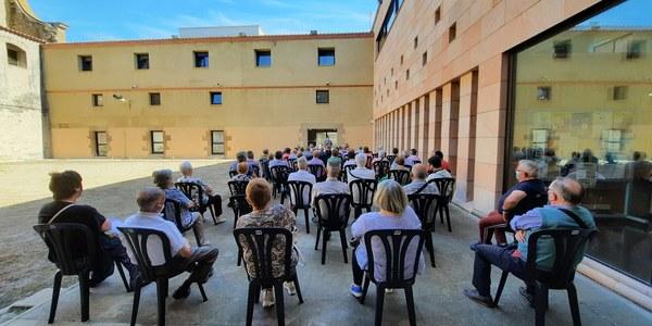 Reunió del Consell Consultiu de la Gent Gran de la Noguera